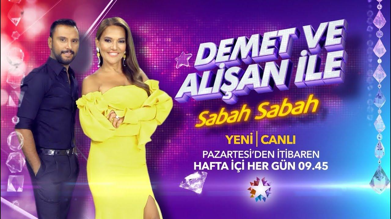 Demet ve Alişan ile Sabah Sabah - 1.Bölüm